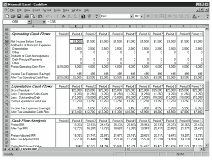 understanding the cash flow forecasting starter workbook s