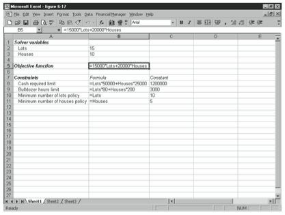 Optimization Modeling with Solver in Excel • Stephen L  Nelson CPA PLLC