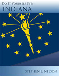 Indiana Corporation and LLC Kits