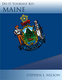 Maine Corporation and LLC Kits