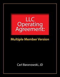 Sample LLC Operating Agreements