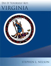 Virginia Corporation and LLC Kits