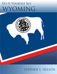Wyoming Corporation and LLC Kits