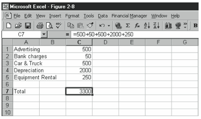 Quick Primer on Excel: Using Formulas and Functions